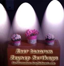 Eser tasarım Zeynep Sertkaya geri dönüşüm projeleri