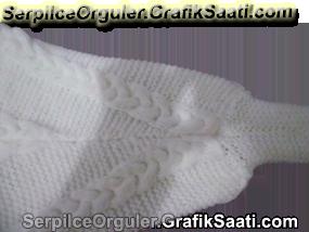 Serpilce.ile Serpilce örgüler örgü modelleri Bolero Kazak örgü örnekleri