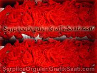 Serpilile Serpilce örgüler örgü kardanadam takı ve küpe modelleri