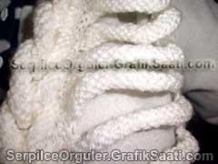Serpilce.ile Serpilce örgüler örgü modelleri kafesli atkı örnekleri