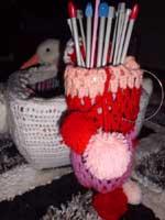 Serpilce.ile Serpilce örgüler örgü sepet yapımı